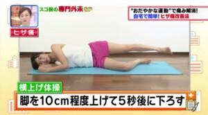 膝体操 外側