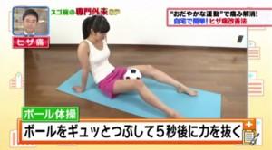 膝体操 内側